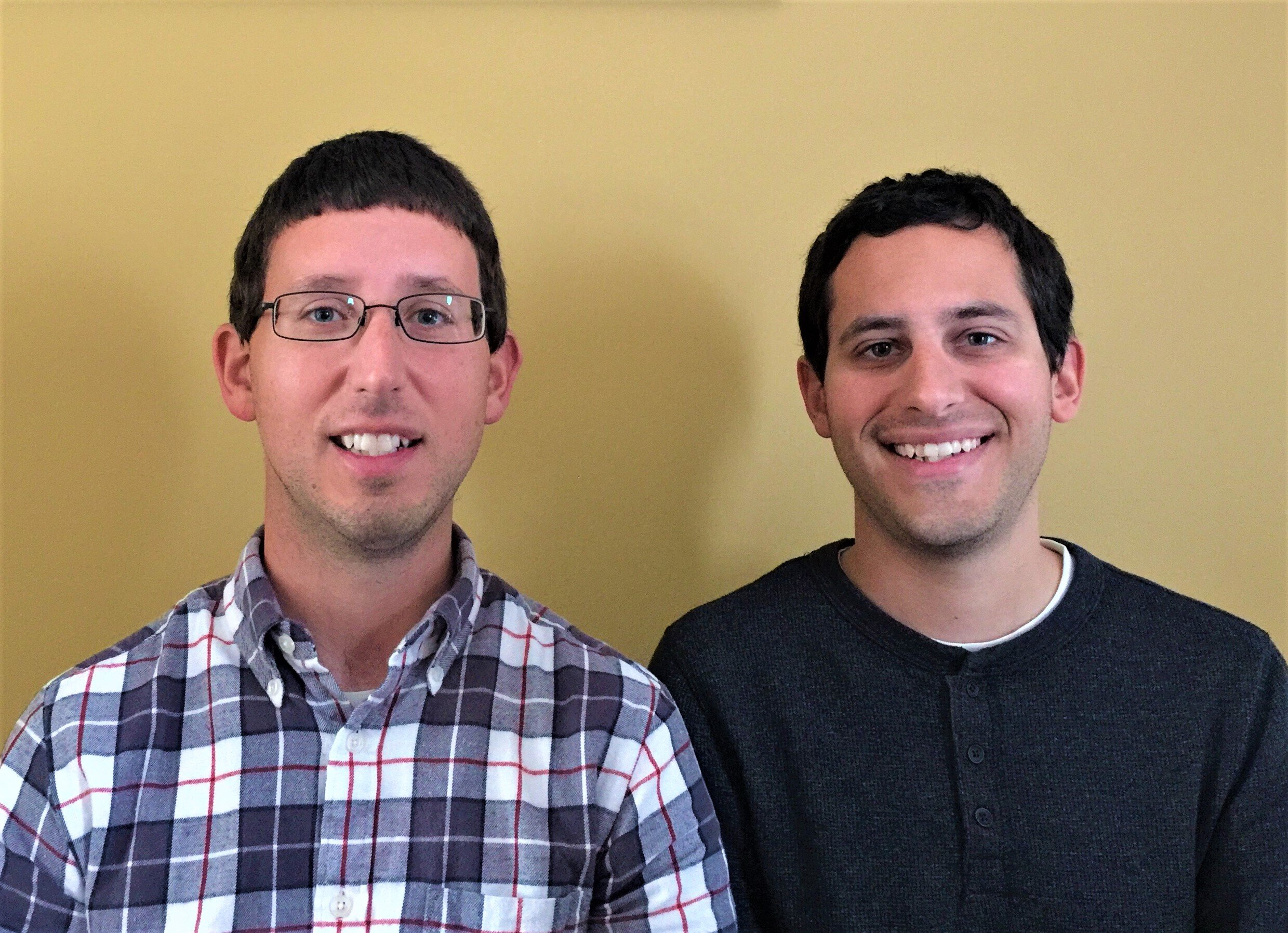 Brothers Anthony and Alex Hussak help small and medium sized businesses with data and Excel reports.