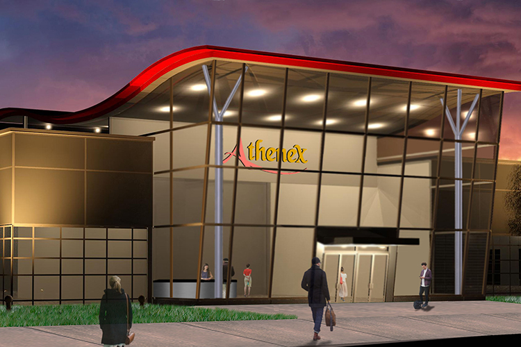 Athenex Begins Work On New Manufacturing Plant In Dunkirk