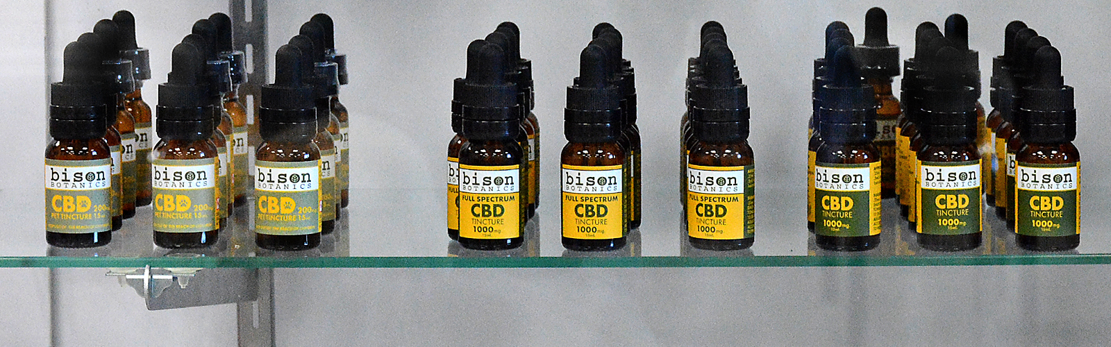 Bison Botanics produces high-quality craft cannabinoid products which aid in pain relief. <span class=&apos;image-credits&apos;>Dan Cappellazzo</span>