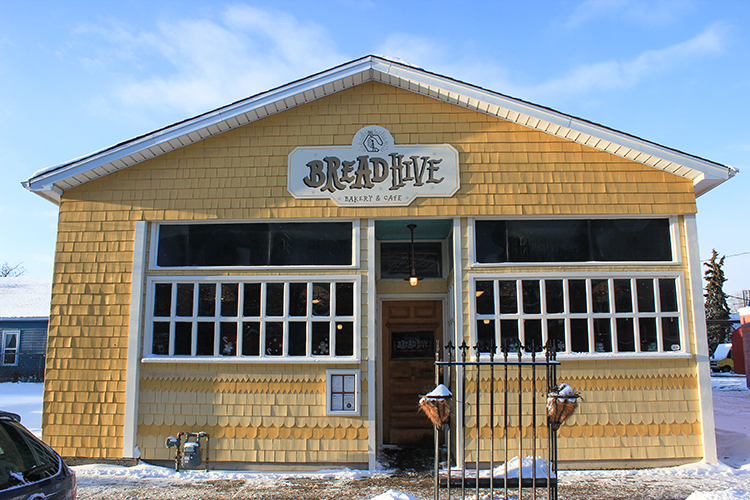 BreadHive Bakery and Cafe is located on 402 Connecticut St. in Buffalo, N.Y.