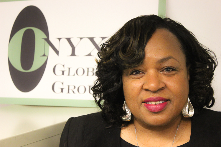 Brenda Calhoun is the owner of Onyx Administrative Services.