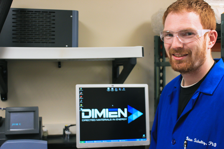 Brian Schultz is the president of Dimien, an advanced technologies company manufacturing switchable coatings and films.