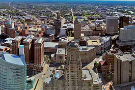 Buffalo skyline main