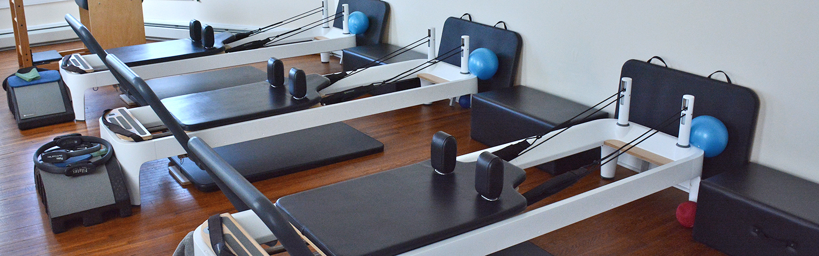 Pilates Art Studio features small class sizes and one-on-one Pilates training. <span class='image-credits'>Dan Cappellazzo</span>
