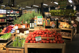 The Lexington Coop provides the west side of Buffalo with fresh fruits and vegetables.