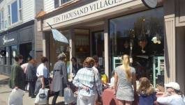 The current location of Ten Thousand Villages