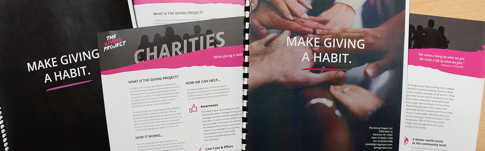The Giving Project helps partner charities with high-profile companies and individuals to increase fundraising goals. <span class=&apos;image-credits&apos;>Dan Cappellazzo</span>