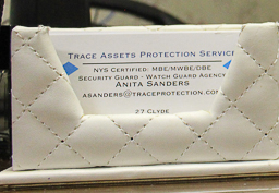 Trace Assets Protection Services list