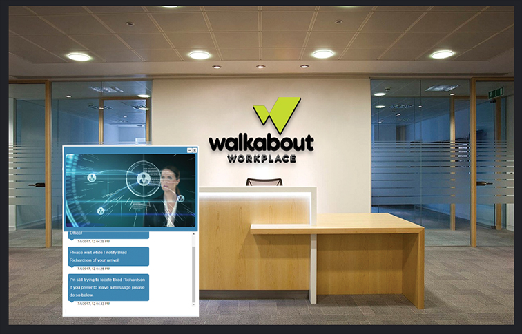 Walkabout Workplace is a cutting-edge remote workspace application.