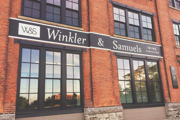 Winkler & Samuels is located at 500 Seneca St., just blocks away from where Melissa Winkler's family had operated Buffalo's oldest grocery store, F.X. Winkler and Sons.