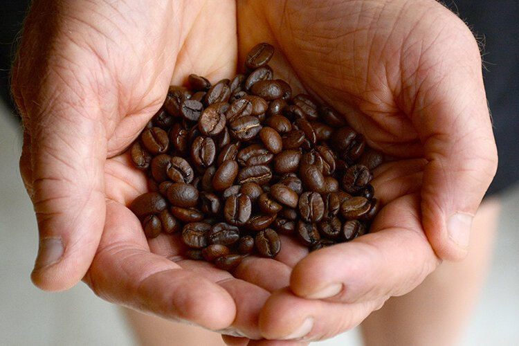 Xpresso Delight's coffee beans are sourced from Brazil, Columbia, and Papua New Guinea.